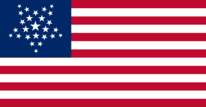 26 Star flag image from Wikipedia