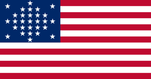 29 Star flag image from Wikipedia