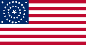 38 Star flag image from Wikipedia