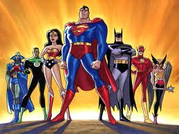 Justice League image from Comicvine
