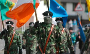 IRA terrorists image from the Guardian