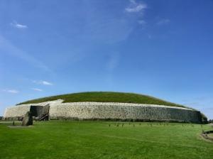 Newgrange image from Sacred Destinations