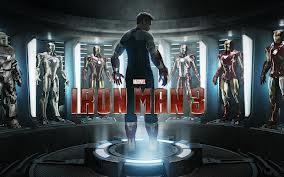 Iron Man 3 poster from Comics Beat