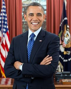 President Obama image from Wikipedia