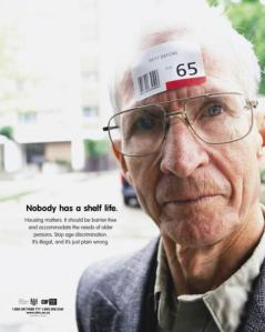 Anti-Ageism ad from Coloribus