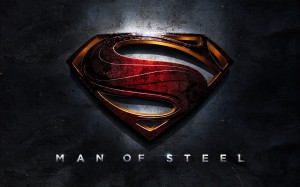 Man of Steel image from Legendary Films
