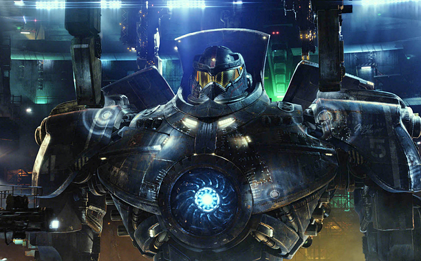 PACIFIC RIM image from Entertainment Weekly