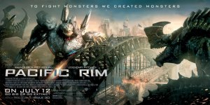 Pacific Rim poster from Collider