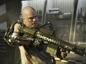 Elysium image from Science Fiction