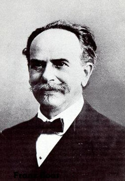 Franz Boas image from NNDB
