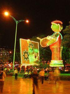Lights of Medellin 3 from SajoR