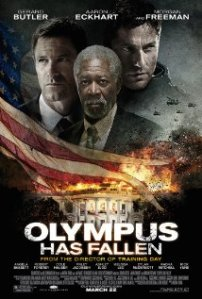 Olympus Has Fallen poster from IMDB
