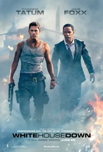 White House Down poster from IMDB