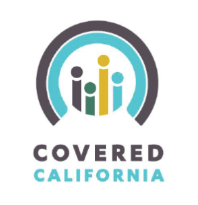 CoveredCalifornia logo from KQED
