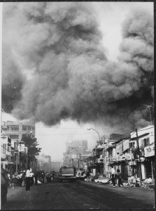 Tet Offensive image from the National Archives and Records Administration