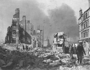 The Blitz image from Angelfire
