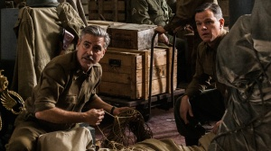 The Monuments Men image from Chasing Cinema