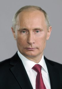 Vladimir Putin, president of Russia. Image from Kremlin.ru