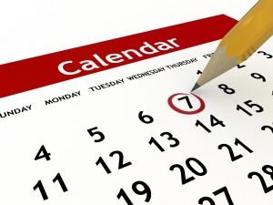 Calendar image from Madison Metropolitan School District