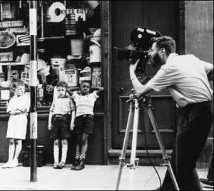 Filmmaking image from UC Berkeley
