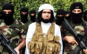 ISIS forces image from The Telegraph