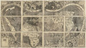 The map that started it all, currently housed in the Library of Congress