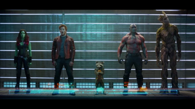 Guardians of Marvel's Box Office Success | Cat Flag