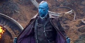 Make-up artists must love sci-fi movies.