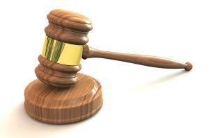 Judges Gavel by Chris Potter