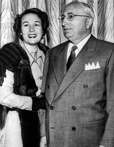 Louis B Mayer and wife image from Wikipedia