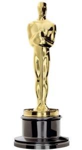 Oscar image from Wikipedia