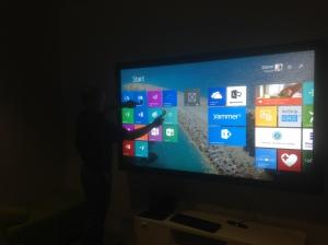 Giant Touchscreen