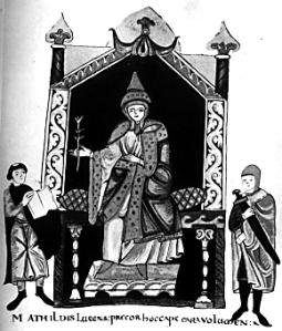 Matilda of Tuscany image from Wikipedia
