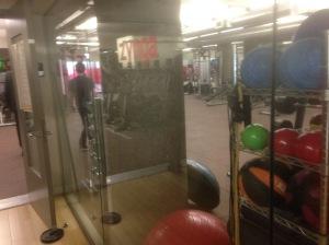 Zynga HQ Gym