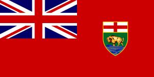 Flag of Manitoba from Wikipedia
