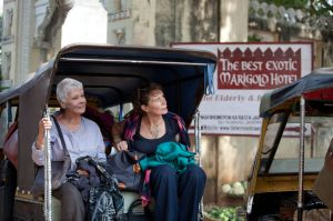 The Best Exotic Marigold Hotel image from Film Matters