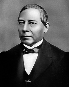Benito Juarez image from Wikipedia