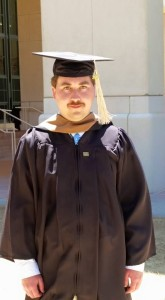 My MBA graduation
