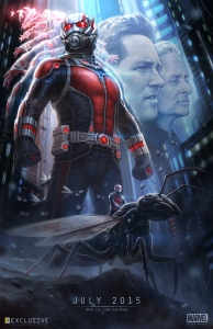 Ant-Man Poster from the Marvel Cinematic Universe Wiki