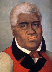 Kamehameha I image from Wikipedia