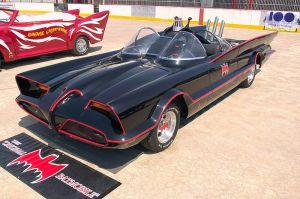 Batmobile photo by Jennifer Graylock