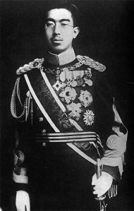 Hirohito image from Wikimedia Commons