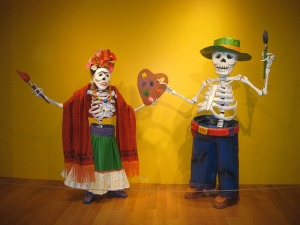 Day of the Dead image from Pixabay
