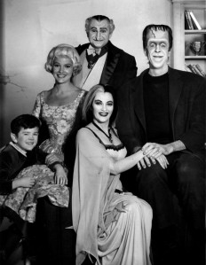 "Of course, parodies such as ""The Munsters"" certainly helped."