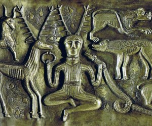 Pagan imagery from Wikimedia Commons
