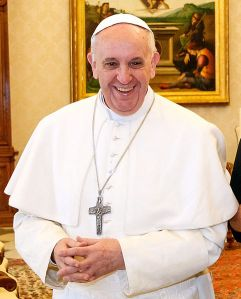 Pope Francis image from Agencia Brasil