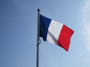 French Flag image from Pixabay