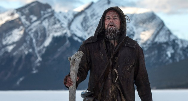 The Revenant image from 20th Century Fox