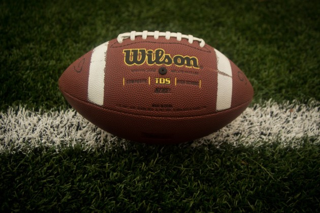 Football image from Skitterphoto