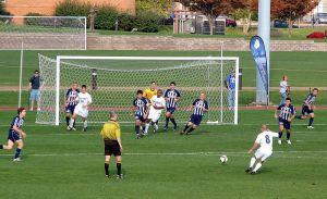 Soccer image by Wilson Delgado